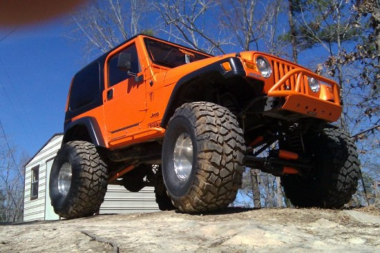 1997 Jeep wrangler TJ 10000 Possible Trade – 100292482  Custom …