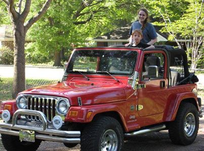 Jeep Girls Rock Facebook  got 4 x 4