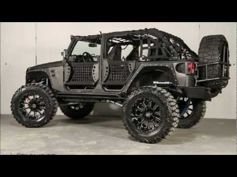 Jeep Wrangler Unlimited 2010 – YouTube