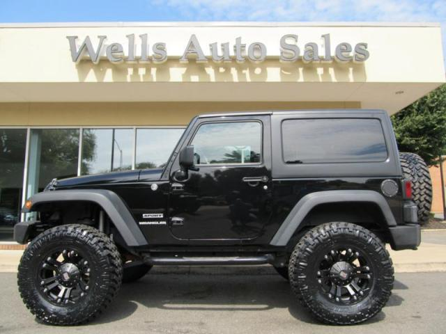 jeep used cars pickup trucks for sale warrenton wells auto sales. Black Bedroom Furniture Sets. Home Design Ideas