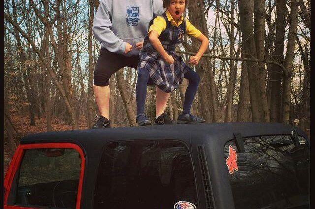 Jeep Girls Rock  got jeep