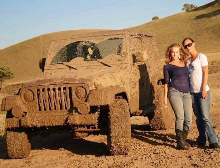 Jeep Girls  hot rides  Pinterest