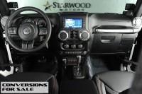 2014 Lifted Jeep Wrangler Unlimited Camo Kevlar Custom Leather Da