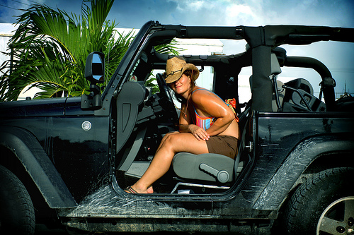 Jeep Girls Boards Board by Jinks 137  got 4 x 4