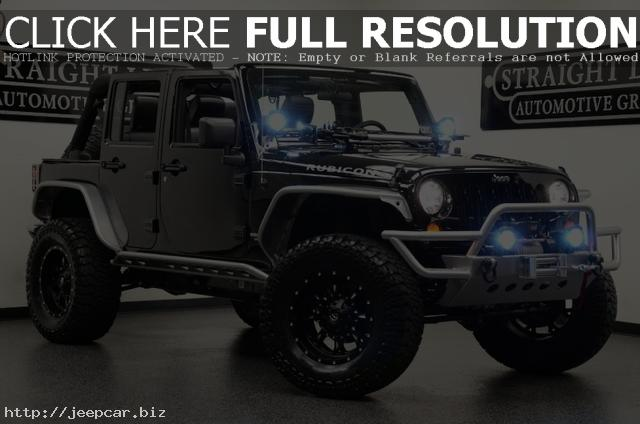 2014 Jeep Wrangler Unlimited Rubicon Black  Jeep Car Gallery