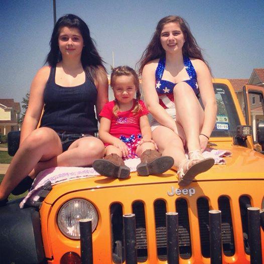 Jeep Girls Rock Facebook  got jeep