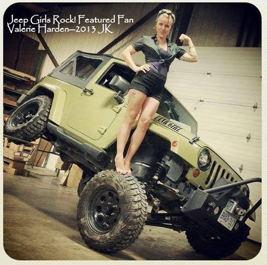 Jeep Girls Rock Facebook  got jeep
