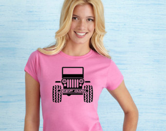 Popular items for jeep girl on Etsy