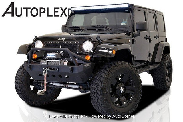 Jeep-wrangler-unlimited-custom-lift Cool Car Wallpapers For R …