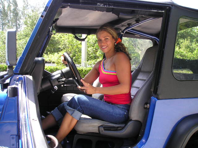Show 'em to me Jeep girls TexasBowhunter.com Communi  …  got 4 …