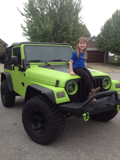 Flat or custom paint jobs  JeepForum.  got jeep
