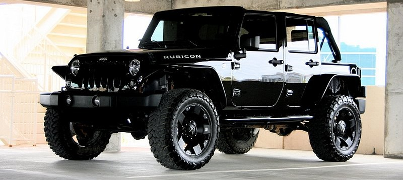 WRANGLER  Jeep Wrangler custom  SUV Tuning  got 4 x 4