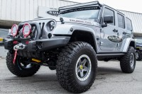 10th Anniversary Jeep Wrangler Rubicon in Billet