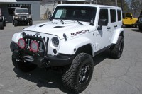 2014 Jeep Wrangler Rubicon White For Sale