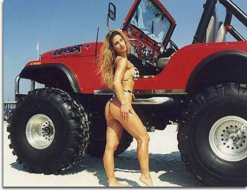 1996 Jeep Wrangler Lifted Lng  Jeep Wrangler