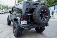 2014 Jeep Wrangler Rubicon Unlimited for Sale Black