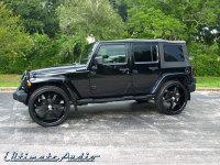 Jeep Wrangler  Custom Car Gallery  Orlando FL