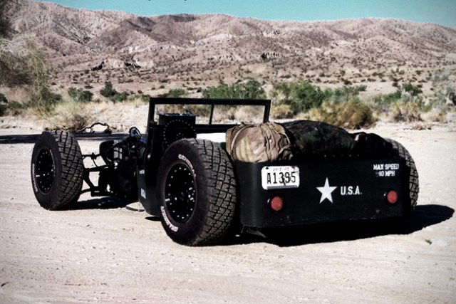 Custom Jeep by Randy Ellis Design 1945 Willys Jeep Rat Rod   got …