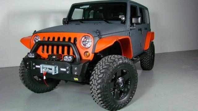Myusedcarstore.com  2013 Jeep Wrangler Unlimited Sport Cust …