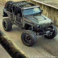 Starwood Motors Custom Kevlar Jeep- FMJ  Bagnoles Jeep  got 4 x 4