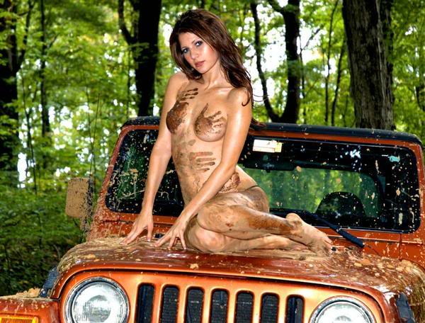 Jeep Girls got 4 x 4 got 4 x 4  got jeep