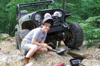 Jeep Girls Boards Board by Robes2  got 4 x 4