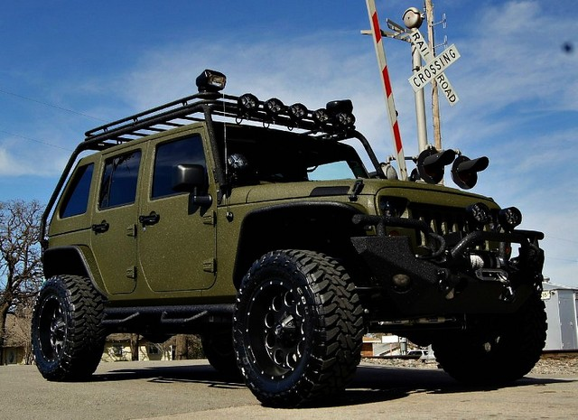 2013 Jeep Wrangler Unlimited Rubicon Denton Texas Lone Star …