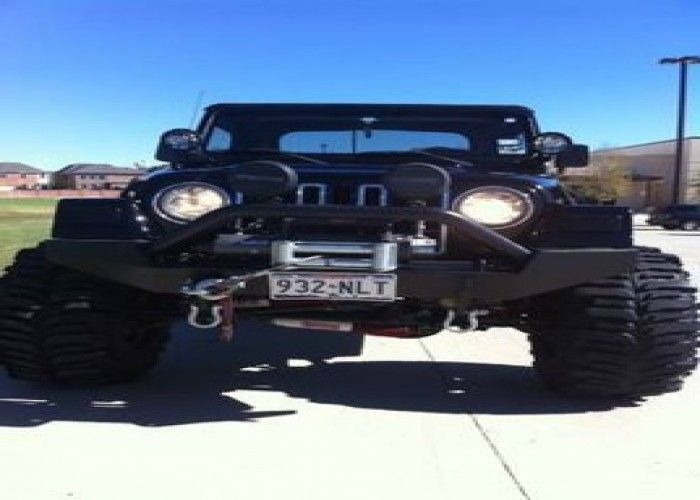 15000 Custom Jeep Wrangler  ONE-OF-KIND  for Sale in …  got 4 …