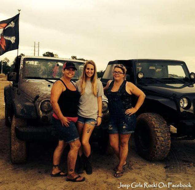 Jeep Girls – Jeep Girls Rock  Facebook