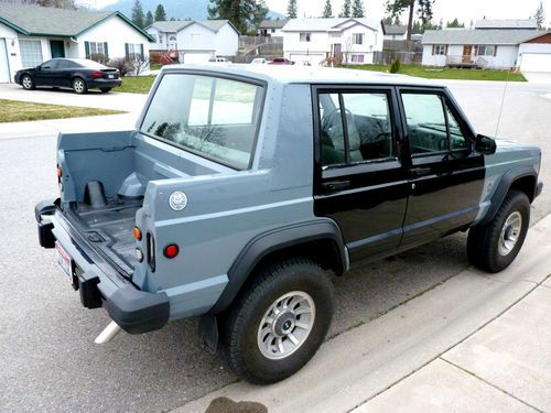Sell used Jeep Cherokee XJ – Custom ONE OF A KIND Lifted COD …