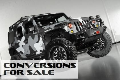 Pin by Conversions For Sale on Custom Lifted Jeeps For Sale …