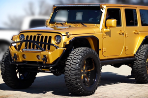 Custom Jeeps  Jeeps For Sale  Custom Jeeps Dealer