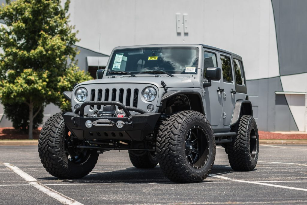 Lifted Jeep Wranglers for Sale in Roswell Georgia
