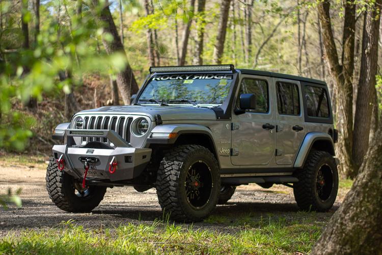 Lifted 4×4 Jeeps  Custom Jeep SUVs  Rocky Ridge Trucks