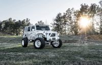 Epic White Lifted Jeep Wrangler Customized to Impress  CARiD.com …