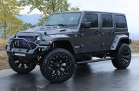 Custom Jeep Wrangler Rubicon Sport Lifted Jeeps  Dave Smith Custom