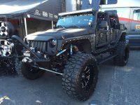 Starwood Cal 50 Custom Jeep Wrangler JK  Quadratec