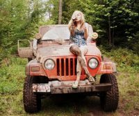 Hot girls  Jeeps – Barnorama