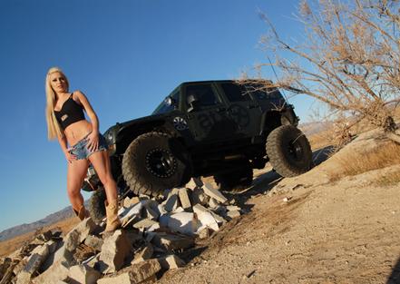 Jeep Girls