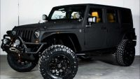 2013 Lifted Jeep Wrangler Unlimited WCustom Seating For Sale …