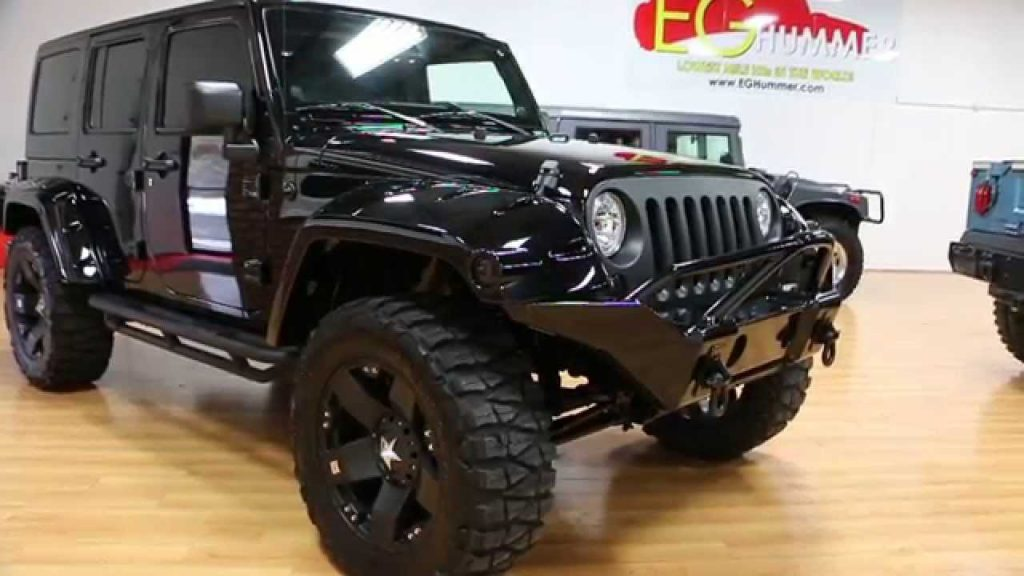 Review of Lifted 2013 Jeep Wrangler Unlimited Show Truck For Sale …