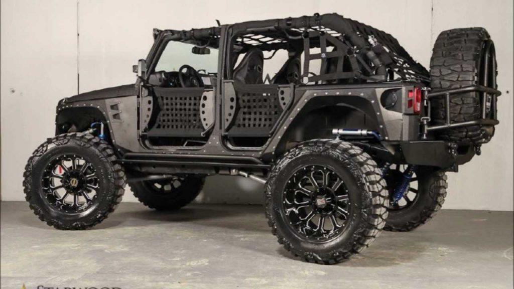2013 Jeep Wrangler Unlimited Full Metal Jacket by Starwood Custom …