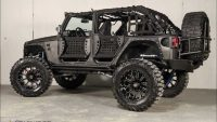 2013 Jeep Wrangler Unlimited Full Metal Jacket by Starwood Custom …