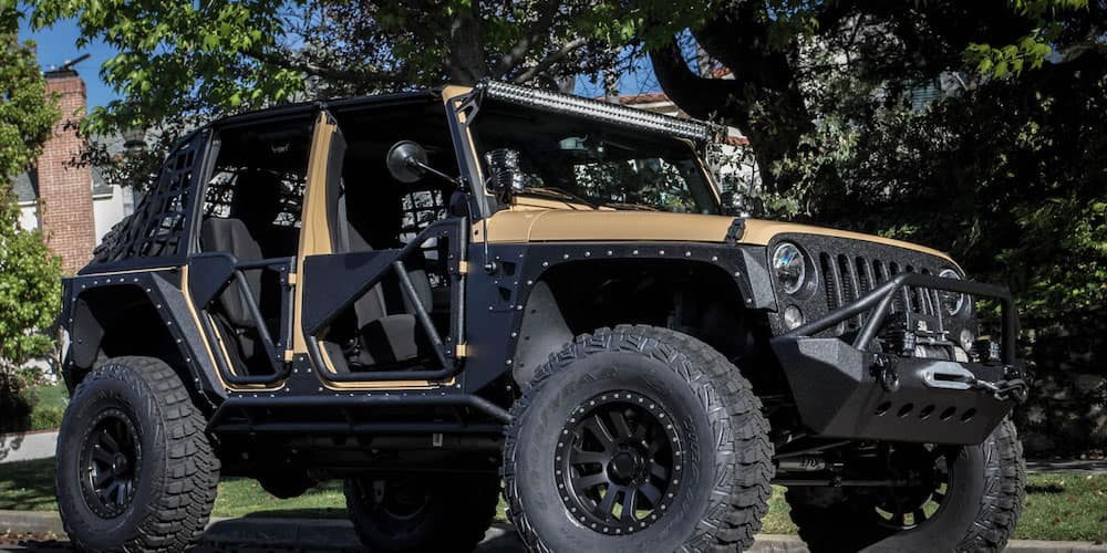 Stop Looking For Your Perfect Custom Jeep Wrangler  Keene …