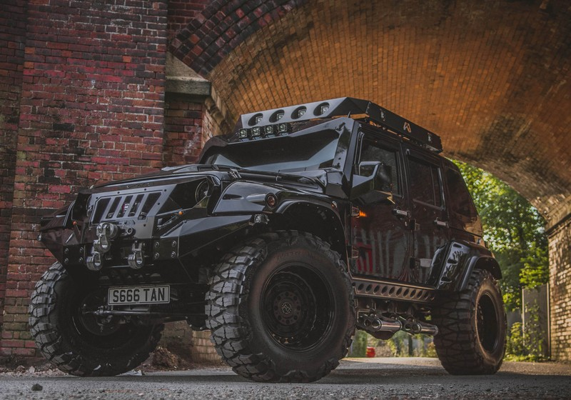 Storm Jeeps – A New Concept in Custom Jeep Builds