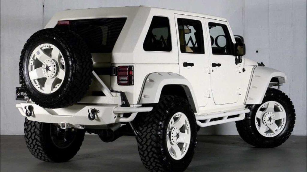 Custom 2013 Jeep Wrangler Unlimited WCustom Seating by Starwood …