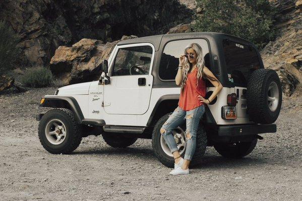 Jeep Girls BestJeepGirls  Twitter