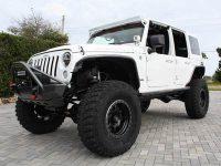 Custom Jeep Wrangler Build