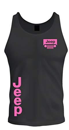 Jeep Girl T-shirt tee  Hot Pink tee S-2XL  4×4  Off …