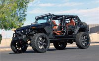 This Custom Jeep Wrangler Is Based on Terminator Movies  InsideHook